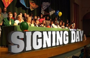 Signing Day Pic